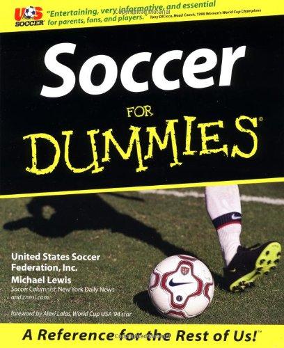 9780764552298: Soccer For Dummies