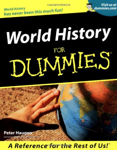 9780764552427: World History For Dummies