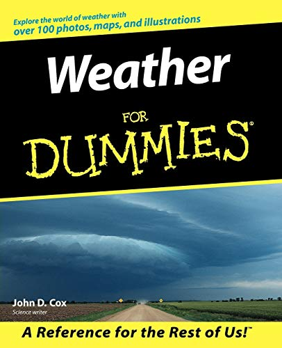 9780764552434: Weather For Dummies