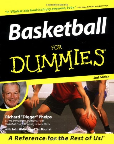 9780764552489: Basketball for Dummies