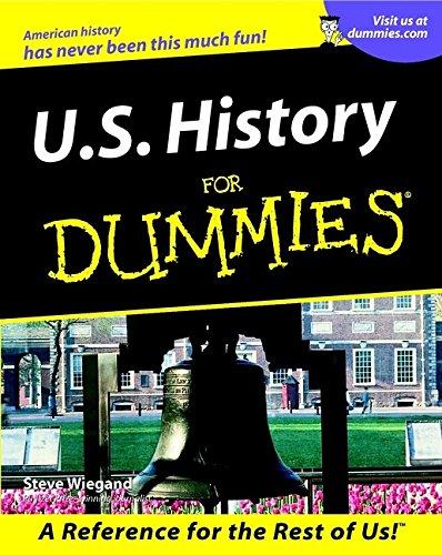 9780764552496: U.S. History For Dummies�