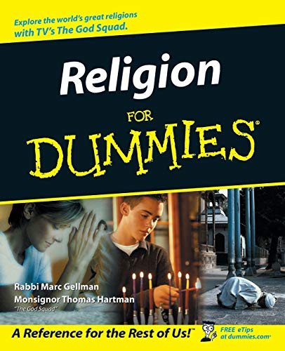 9780764552649: Religion for Dummies