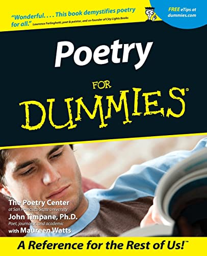 9780764552724: Poetry For Dummies