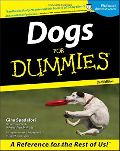 9780764552748: Dogs For Dummies