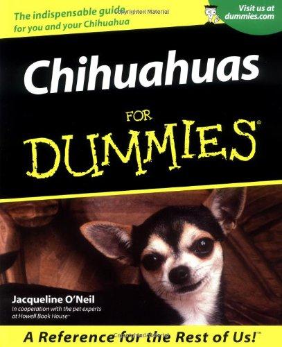 9780764552847: Chihuahuas For Dummies