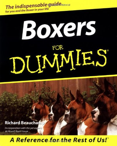 9780764552854: Boxers For Dummies