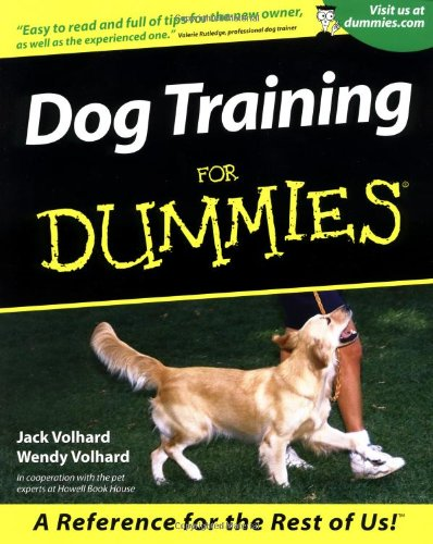 9780764552861: Dog Training For Dummies