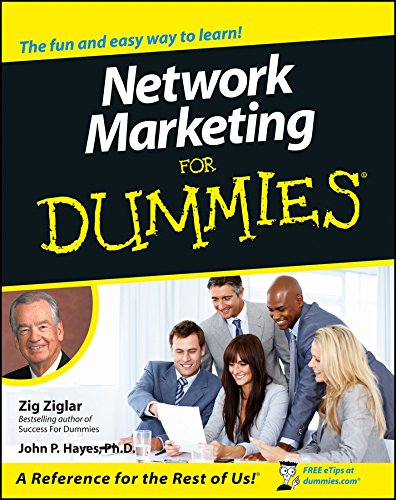 9780764552922: Network Marketing for Dummies (Business)