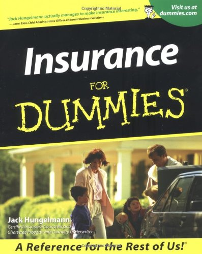 9780764552946: Insurance For Dummies?