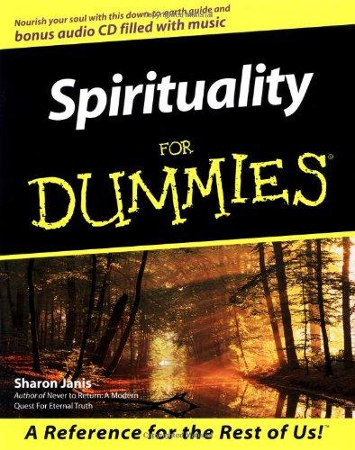 9780764552984: Spirituality For Dummies? (For Dummies (Lifestyles Paperback))