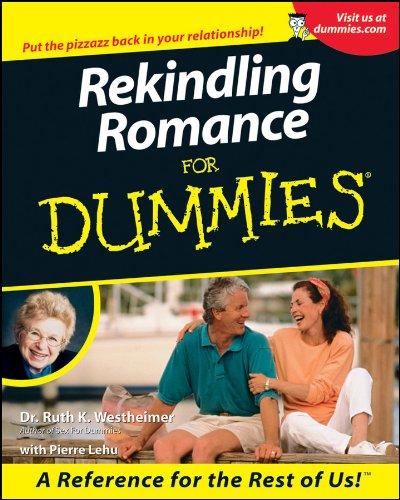 9780764553035: Rekindling Romance For Dummies