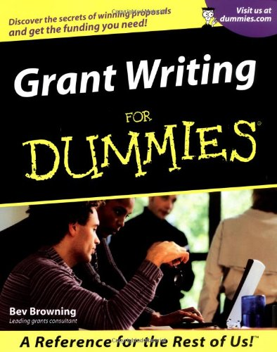 9780764553073: Grant Writing For Dummies (For Dummies (Computer/Tech))