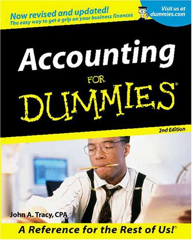 9780764553141: Accounting For Dummies