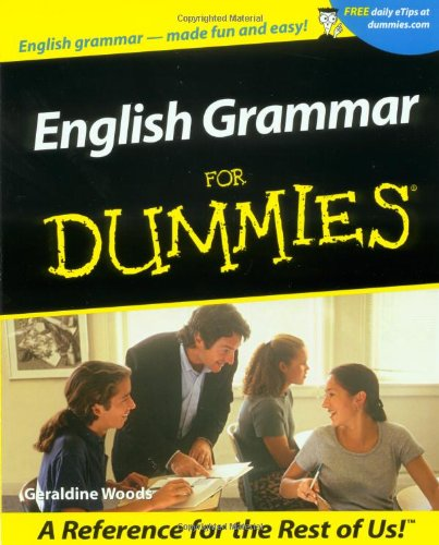 9780764553226: English Grammar for Dummies - US Edition (American English)