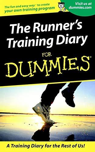 9780764553387: The Runner's Training Diary For Dummies