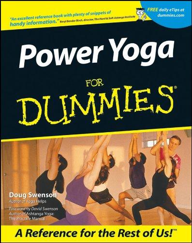 9780764553424: Power Yoga For Dummies