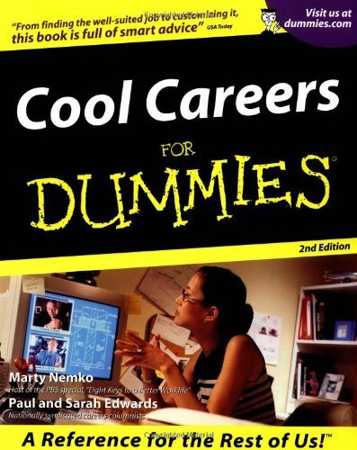9780764553455: Cool Careers For Dummies
