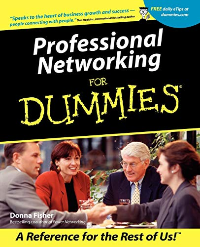 9780764553462: Professional Networking For Dummies