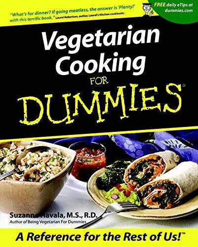 9780764553509: Vegetarian Cooking For Dummies