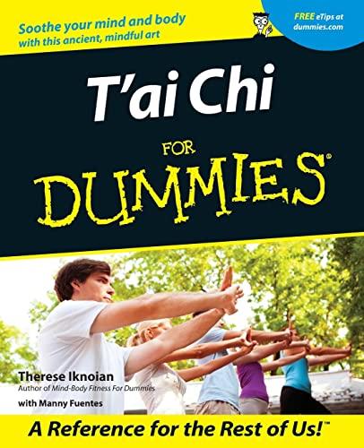 9780764553516: Tai Chi for Dummies