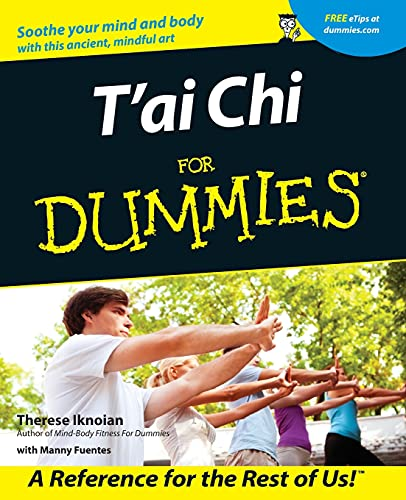 9780764553516: T'ai Chi For Dummies