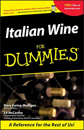 9780764553554: Italian Wine For Dummies