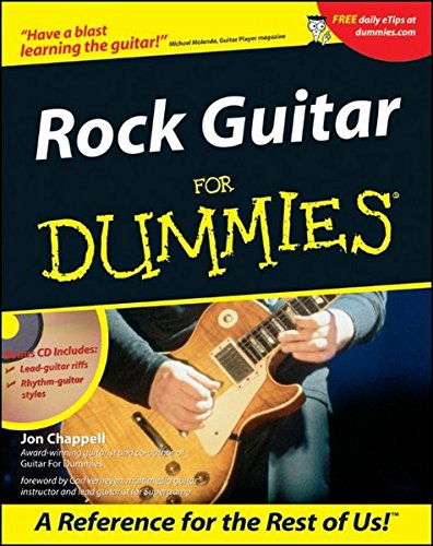 9780764553561: Rock Guitar For Dummies