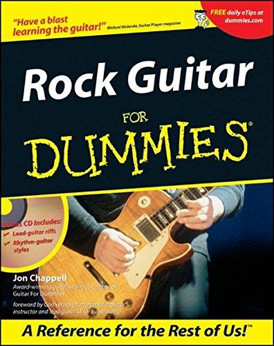 9780764553561: Rock Guitar For Dummies