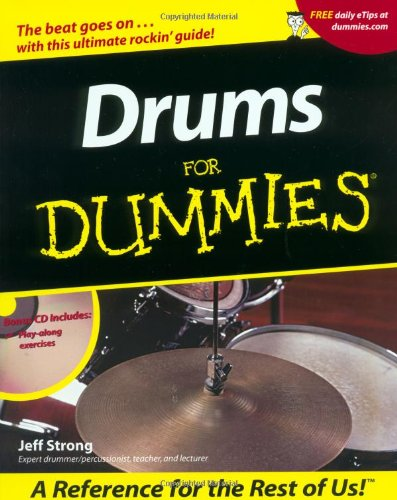9780764553578: Drums For Dummies