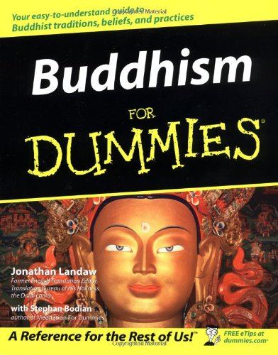 9780764553592: Buddhism For Dummies