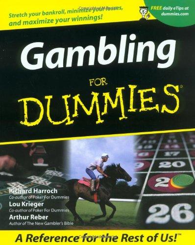 9780764553608: Gambling For Dummies