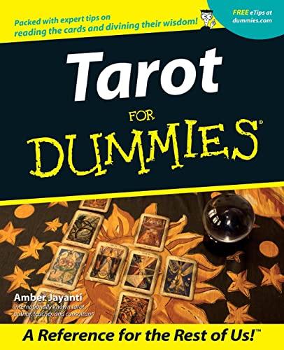 9780764553615: Tarot For Dummies