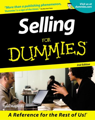 9780764553639: Selling For Dummies