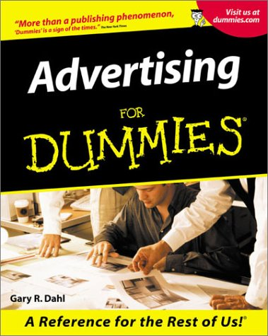 9780764553776: Advertising For Dummies