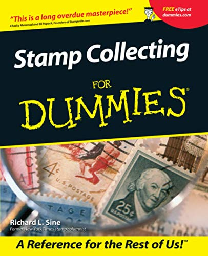 9780764553790: Stamp Collecting For Dummies®