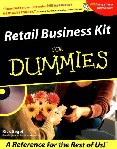 9780764553813: Retail Business Kit for Dummies