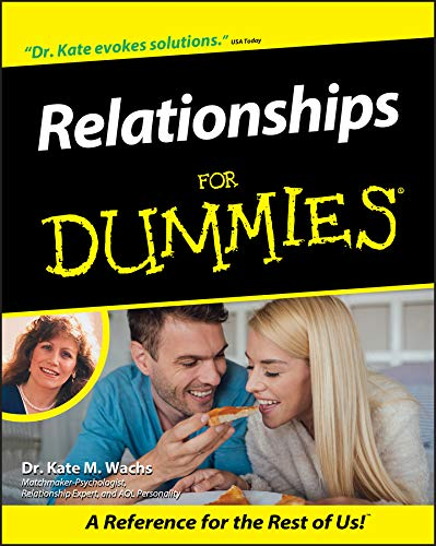 9780764553844: Relationships for Dummies