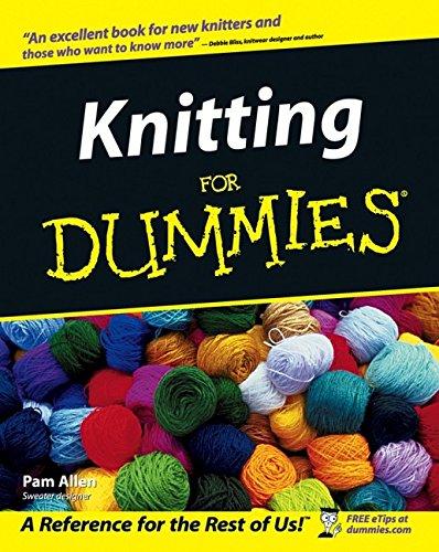9780764553950: Knitting For Dummies