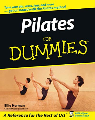9780764553974: Pilates for Dummies
