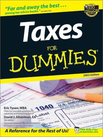 9780764554155: Taxes For Dummies?