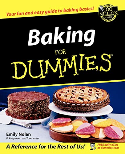 9780764554209: Baking For Dummies