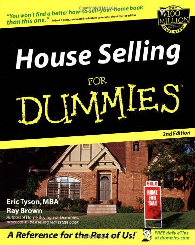 9780764554254: House Selling for Dummies (For Dummies (Lifestyles Paperback))
