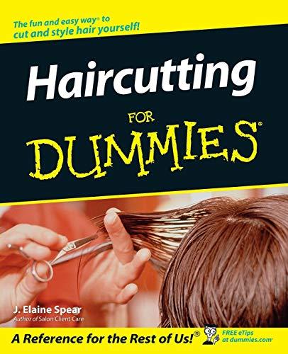 9780764554285: Haircutting for Dummies