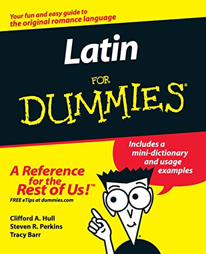 9780764554315: Latin for Dummies
