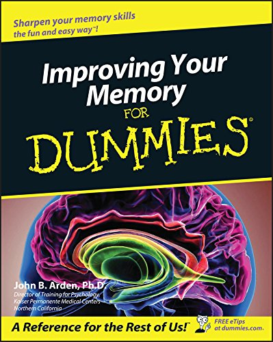 9780764554353: Improving Your Memory for Dummies