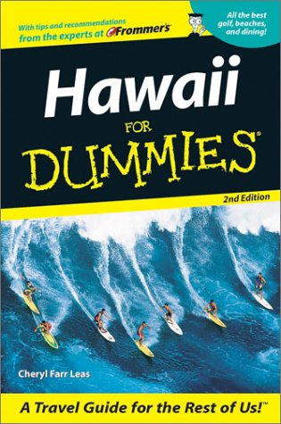 9780764554384: Hawaii For Dummies (Dummies Travel)