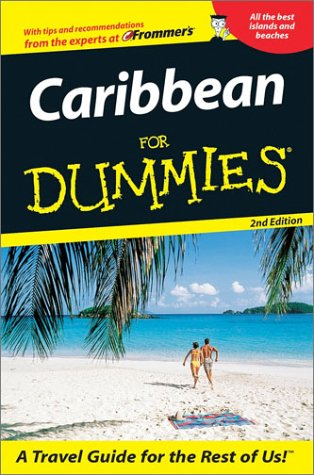 9780764554452: Caribbean For Dummies (Dummies Travel)