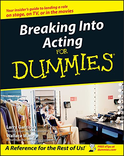 9780764554469: Breaking Into Acting For Dummies