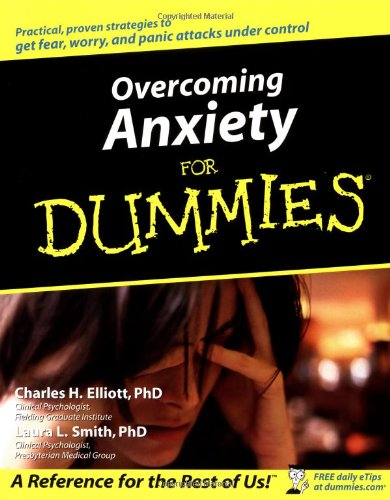 9780764554476: Overcoming Anxiety for Dummies