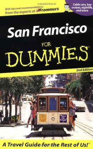 9780764554506: San Francisco For Dummies (Dummies Travel)